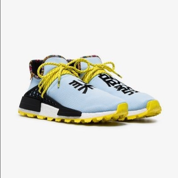 adidas Shoes - Adidas by Pharrell Williams NMD Solar Hu